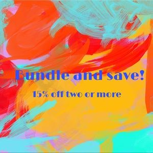 Other - ✨✨Bundle and save!!✨✨